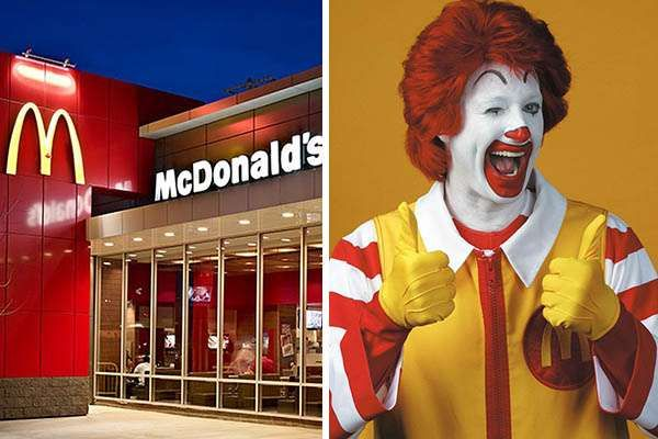 Canadauence TV: Após aparições de palhaços, o McDonald's tomou uma...