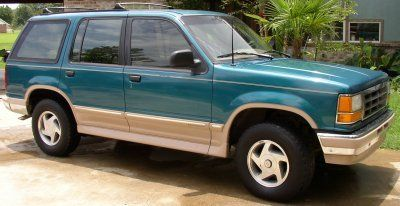 Car Maintenance Repairs And How Tos Ford Explorer Ford