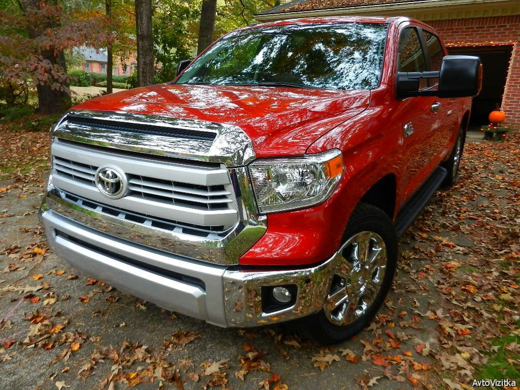 2016 Toyota Tundra Free Download HD Wallpapers