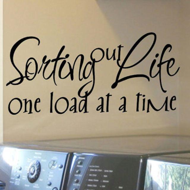 The Flylady Timeline Photos Laundry Room Quotes Laundry Room Decor Laundry Room Makeover