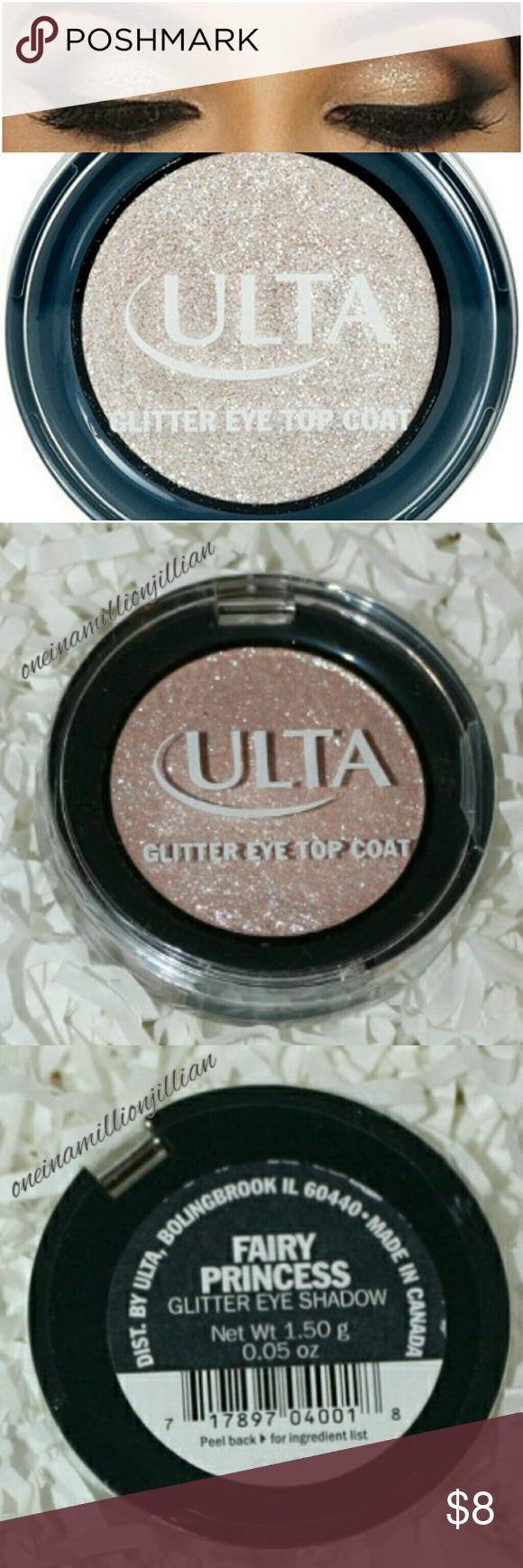 RESTOCK Ulta Glitter Eye Top Coat Fairy Princess