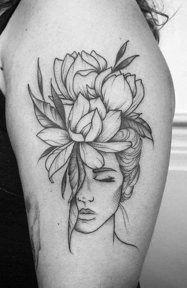 #tätowieren #tattoodrawings #tätowieren -  - #Tätowieren #tattoomermaid