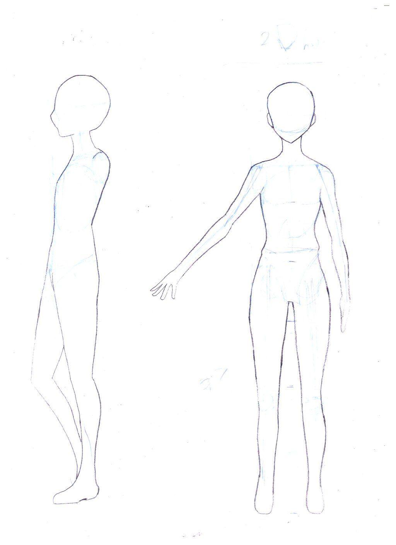 Tolle Anime Körper Vorlage Bilder - Entry Level Resume Vorlagen ...