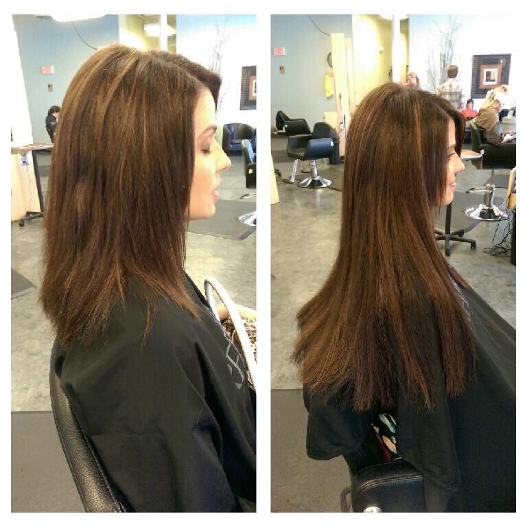 Amazing Hair Extensions By Jess Hssas Before After