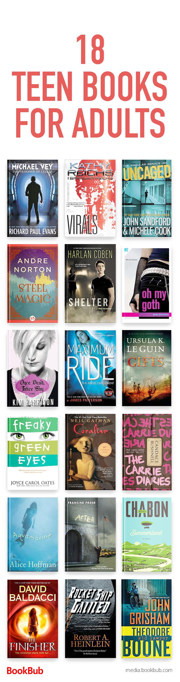 Young fiction New adult