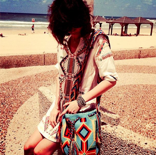 """""""Life is too short to wear boring bags, buy Kolombiana and be Happy ..."""