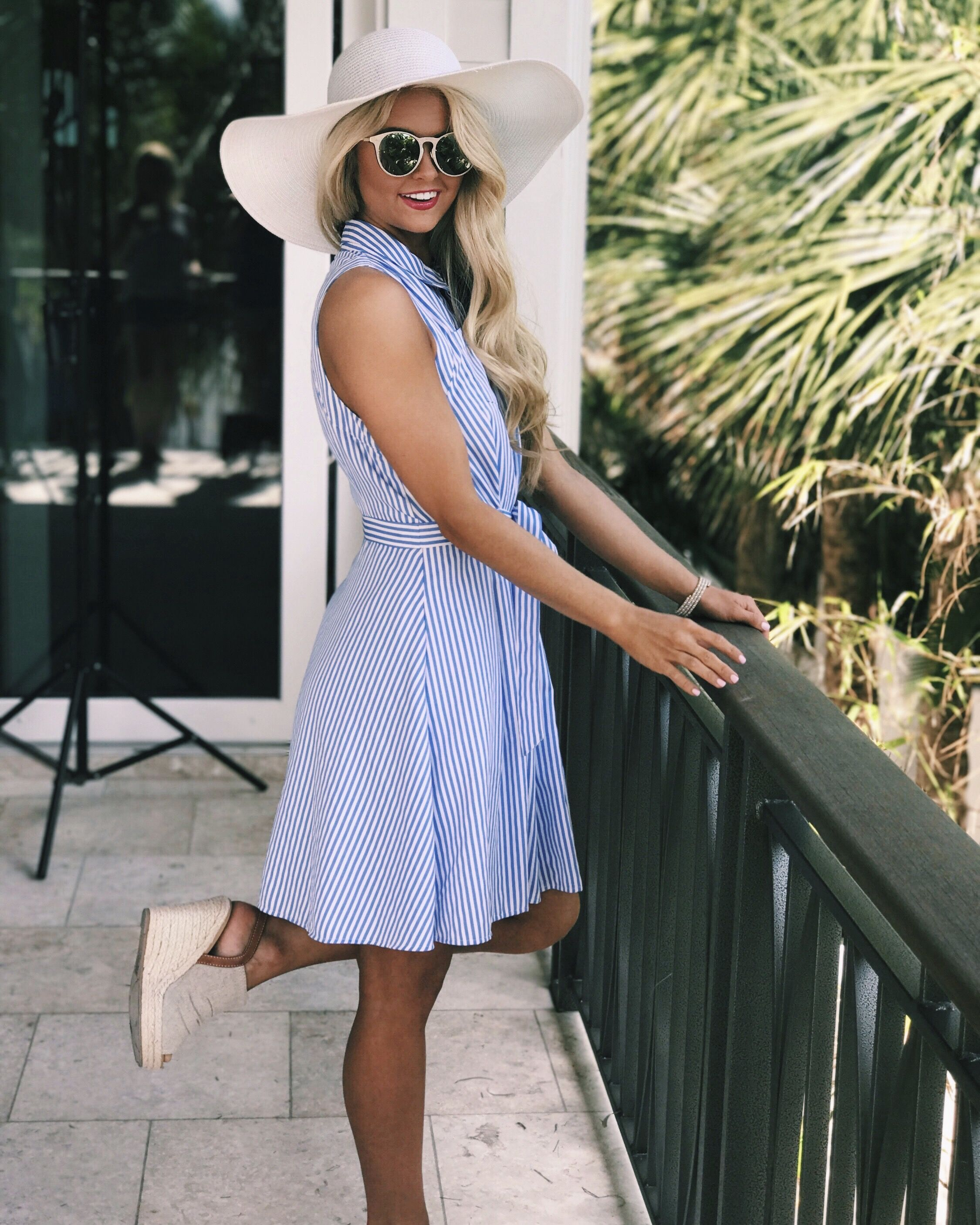 Preppy Southern Summer Style || Derby Outfit Inspo From The Pink Lily Boutique! Instagram ...