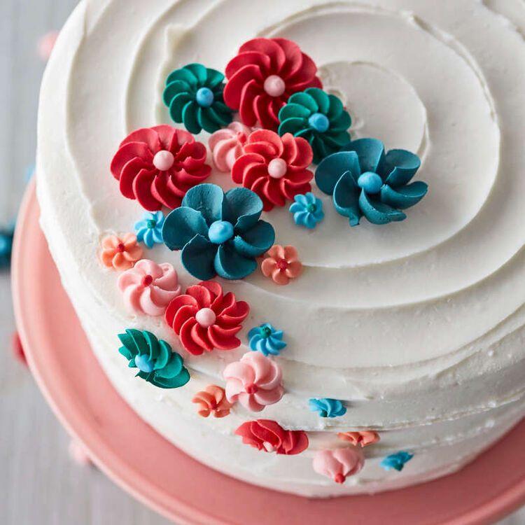 kit cake design wilton Pin on Birthday