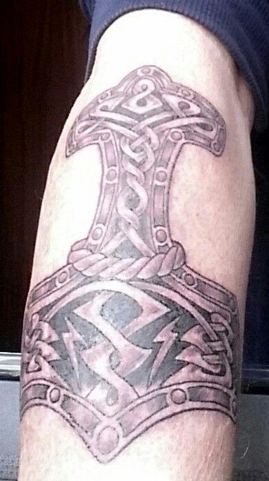 thor s hammer thor pinterest scandinavian tattoo tattoo