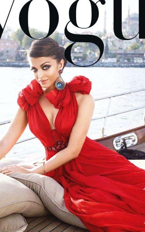 Aishwarya Rai On Vogue D  Fashions Fade Style Is