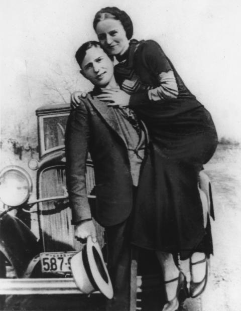 Bonnie und Clyde: Amerikas gefährlichstes Liebespaar