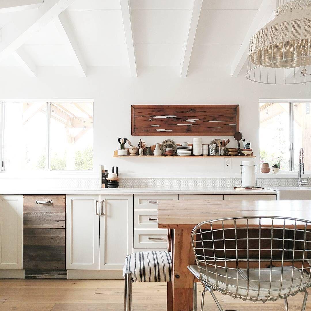 Pin de Meagan   Row House Nest en heart kitchen spaces   Pinterest ...