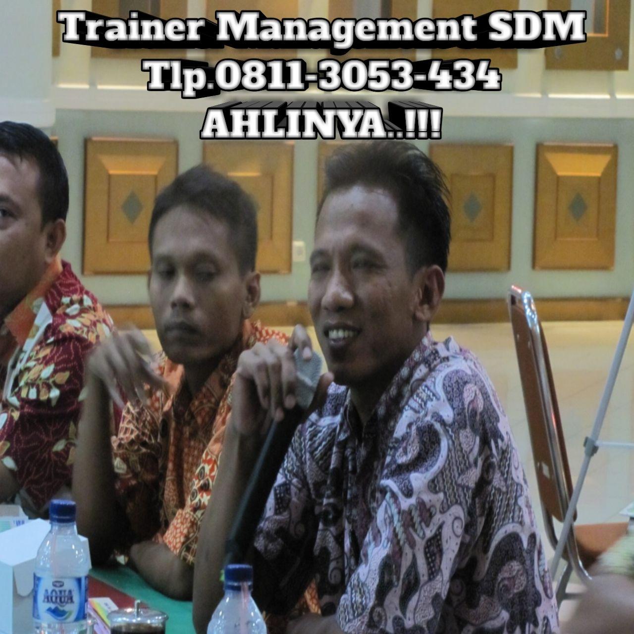 Konsultan manajemen sdm adalah