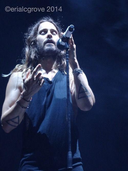 Jared Leto Toronto 24/08/14