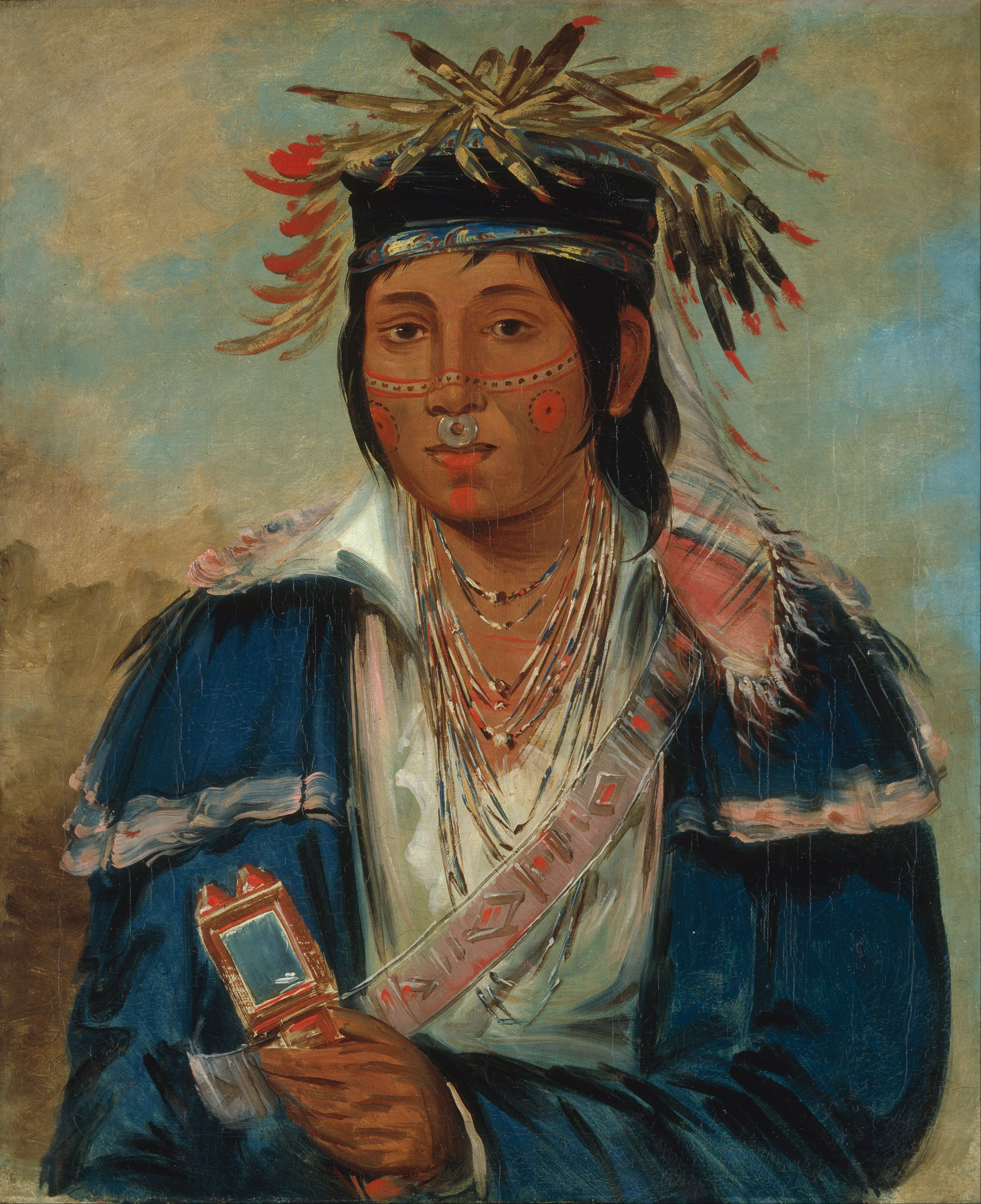 BY GEORGE CATLIN.......SOURCE BING IMAGES.............