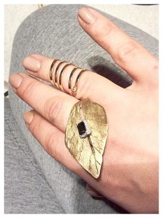 anello in ottone  www.aiardodesign.com