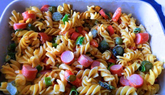 Pin By Nicole Frederick Allen On Yummy Pasta Pasta Salad Salad
