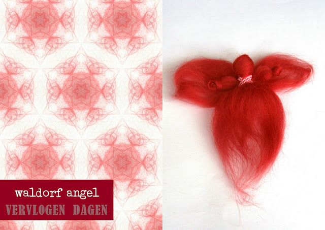 16x Neutrale Kerstdecoraties : Engel maken van lontwol kerst pinterest natale