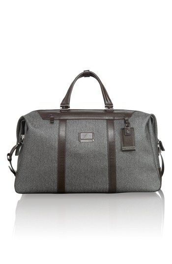 3ac2ef2ef4e Pin by Lookastic on Men s Product of the Day   Pinterest   Bags, Duffel bag  and Canvas duffle bag