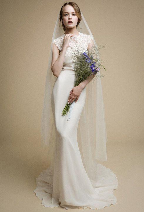 Informal Wedding Dresses | Wedding dress bohemian, Vintage boho ...
