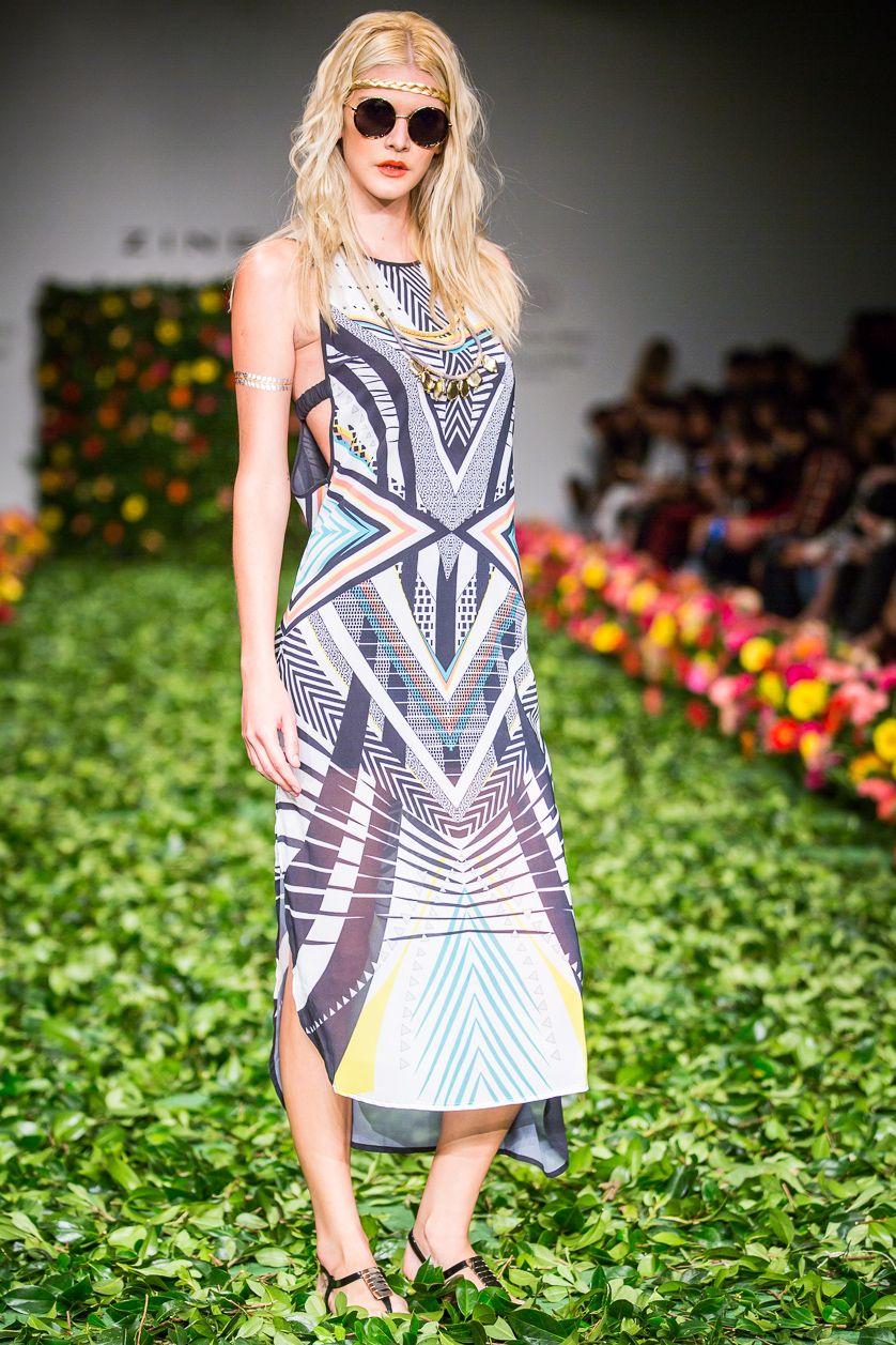 Mercedes-Benz Fashion Week | Zingara