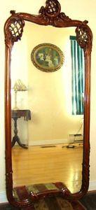 antique grand miroir francais rococo de 1800 -1900 City of Montréal Greater Montréal image 2