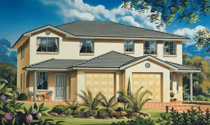 Masterton Home Designs: Willow   Regency Facade. Visit  Www.localbuilders.com.