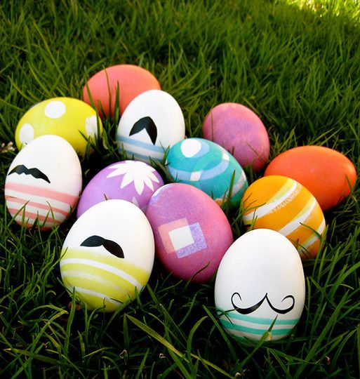 Lots of great Easter Egg ideas.