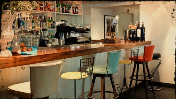 Claves para decorar un local vintage i restaurante - Ideas para decorar un bar de tapas ...