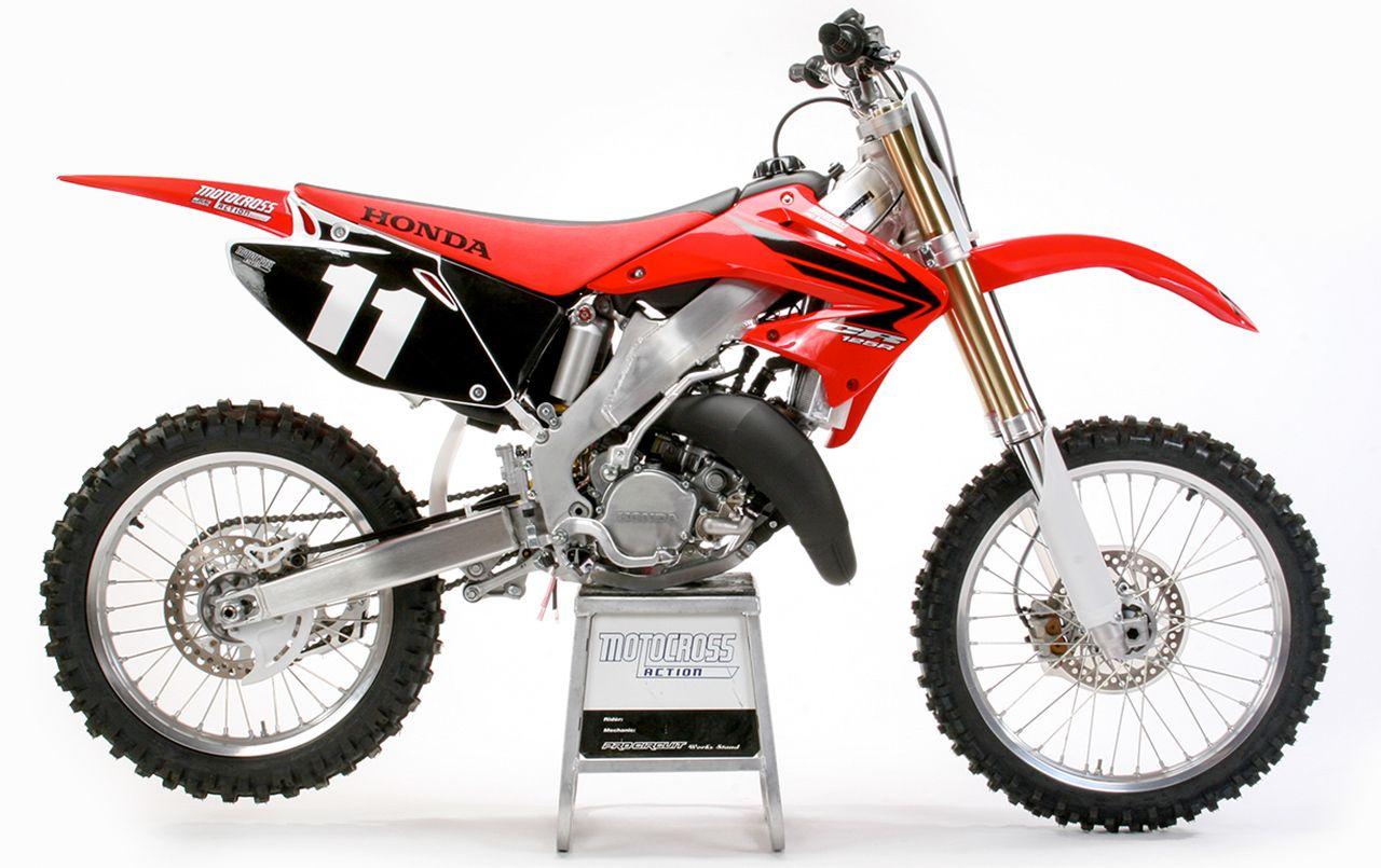 07 Honda Cr125 Motocross Action Motocross Bikes Motocross