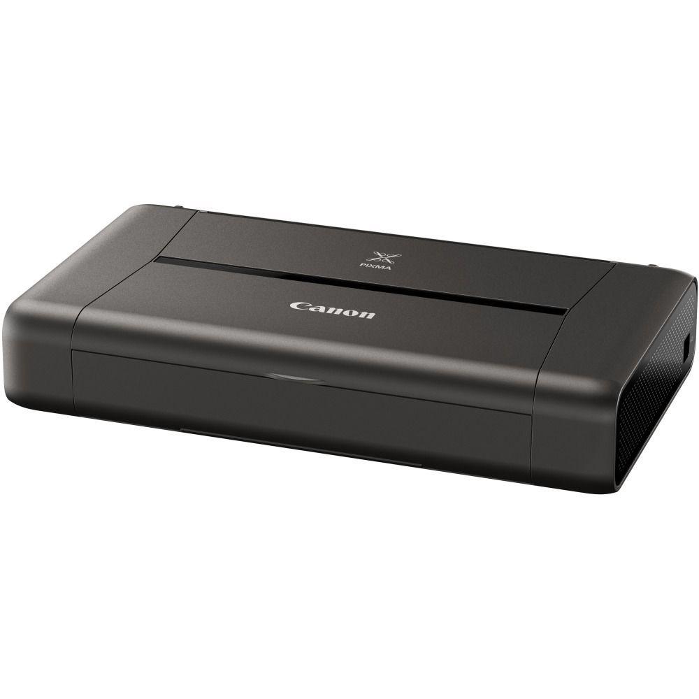 Canon PIXMA iP110 Wireless Printer Black Mobile