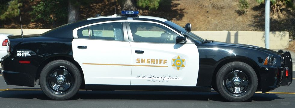 Los Angeles County Ca Sheriff Dodge Charger Police Cars Emergency Vehicles Sheriff