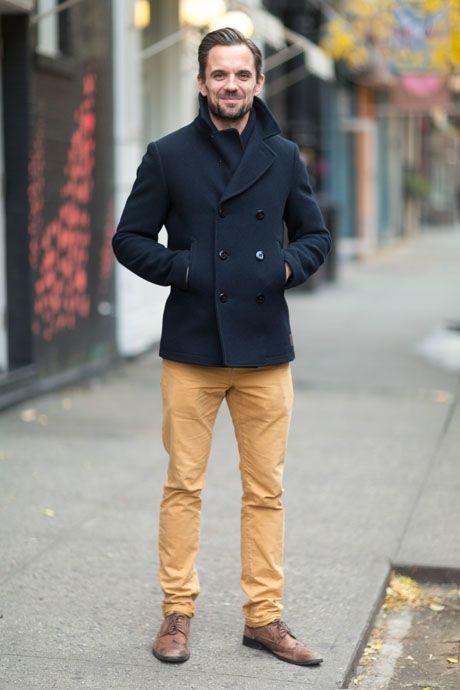 Street Style: Scotch  Soda Wardrobe Staples: The Daily Details: Blog : Details