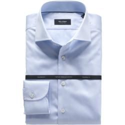 Olymp Signature Hemd, tailored fit, Extra langer Arm, Hellblau, 40 Olymp