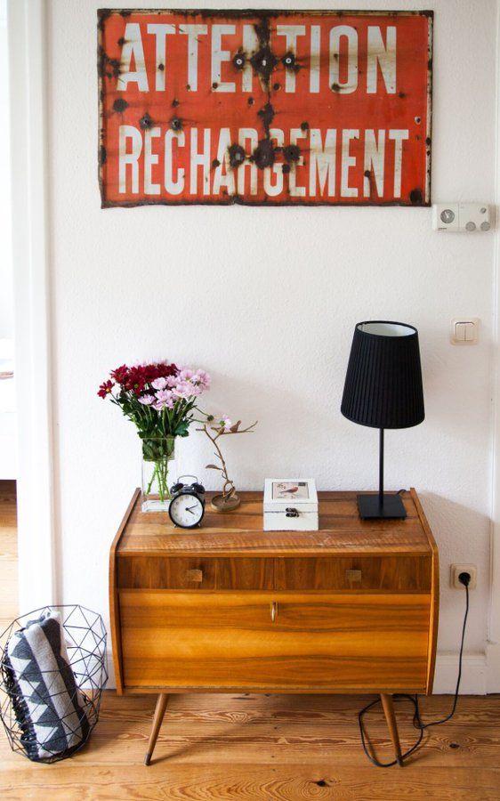 Retro.liebe | Retro, Einrichtungsideen und Einrichtung