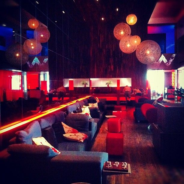 W Montreal Is A Luxury Hotel Next To Old Downtown And The