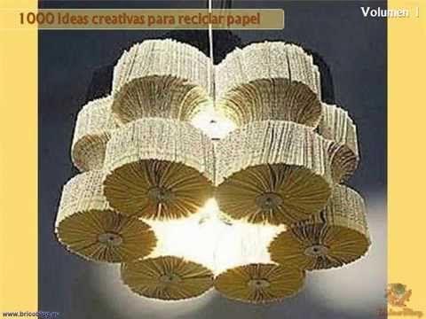 1000 ideas creativas para reciclar botellas de plastico - YouTube - ideas creativas y manualidades