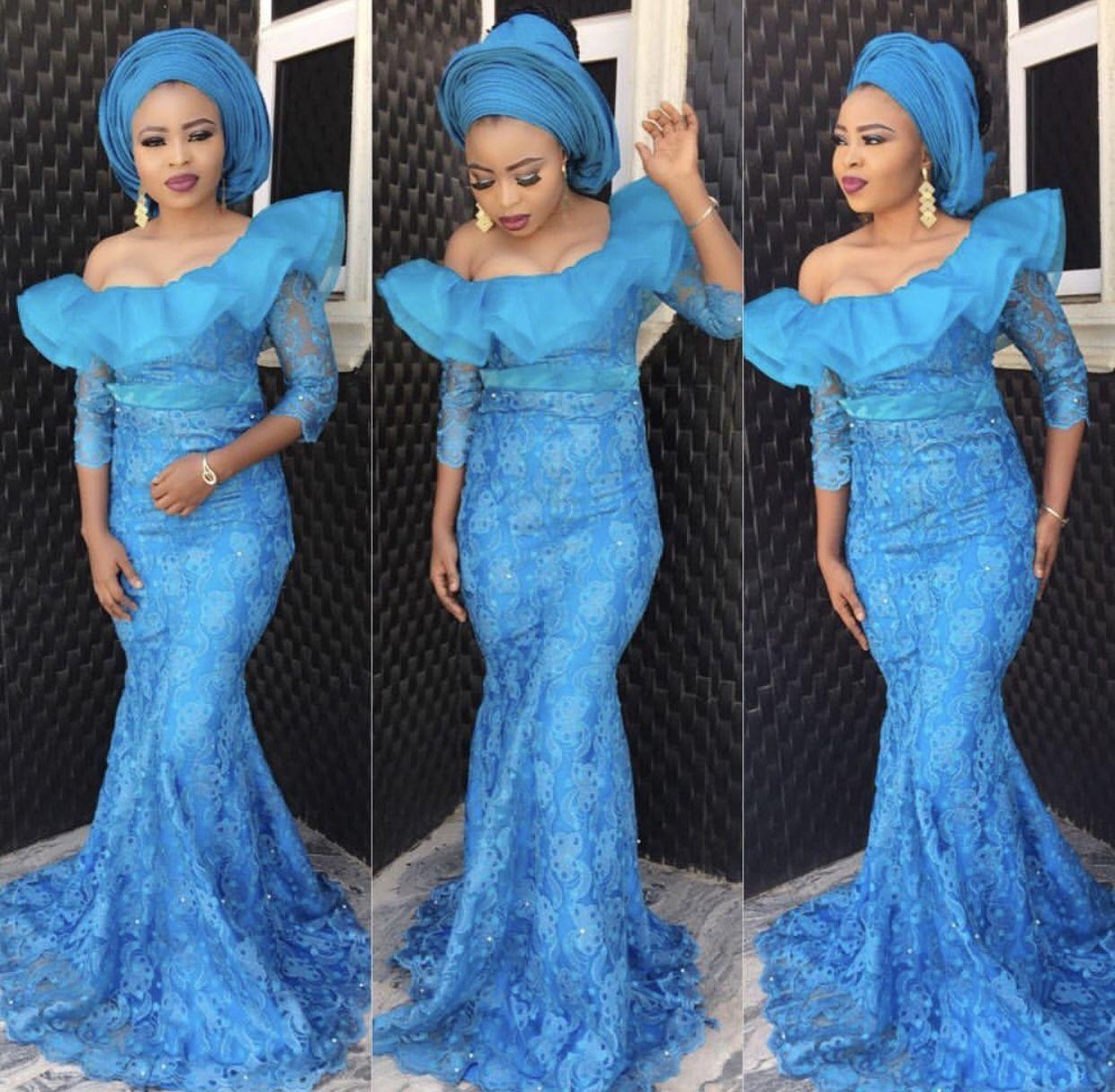 Wedding guests african fashion ankara lastes asoebi kitenge