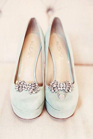 Pale Blue Bridal Shoes Wedding Brides Of Adelaide Magazine