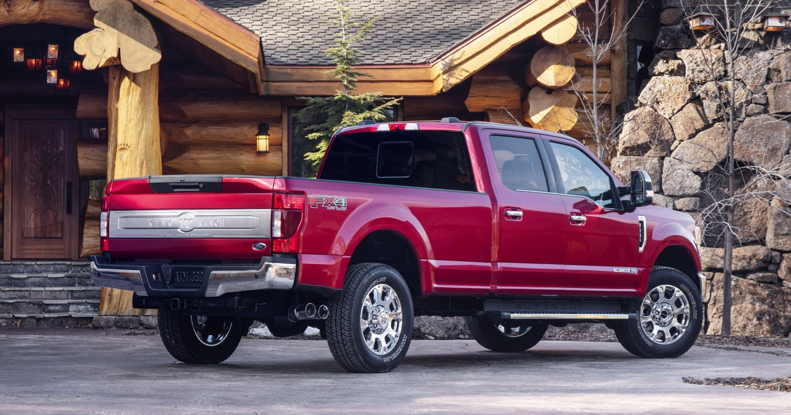 2021 Spy Shots Ford F350 Diesel New Review