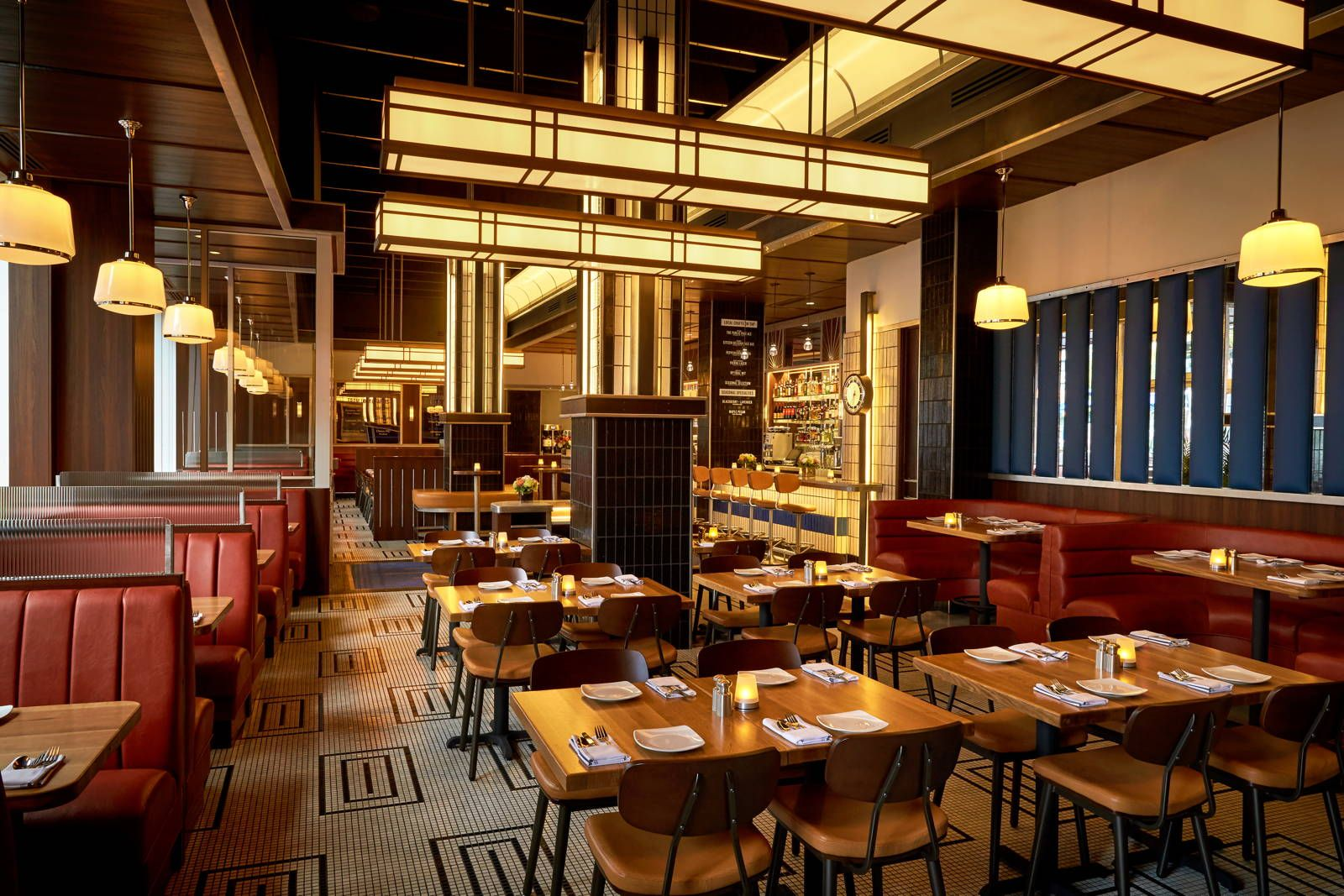 silver, an american brasserie, is an upscale, urban brand