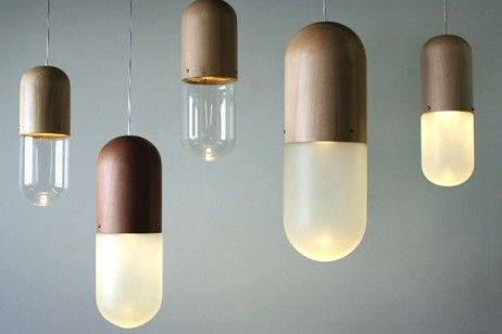 Wood Design Furniture And Accessories By Independent Makers Lamp Design Hanging Lamp Pharmacy Design