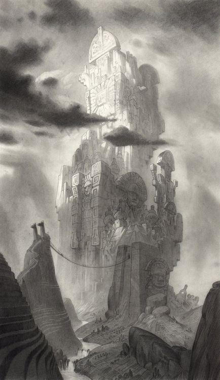 Kuzco, l'Empereur Mégalo [Walt Disney -2001] - Page 6 35e08a02eb1b1b1b38af2751f631d560