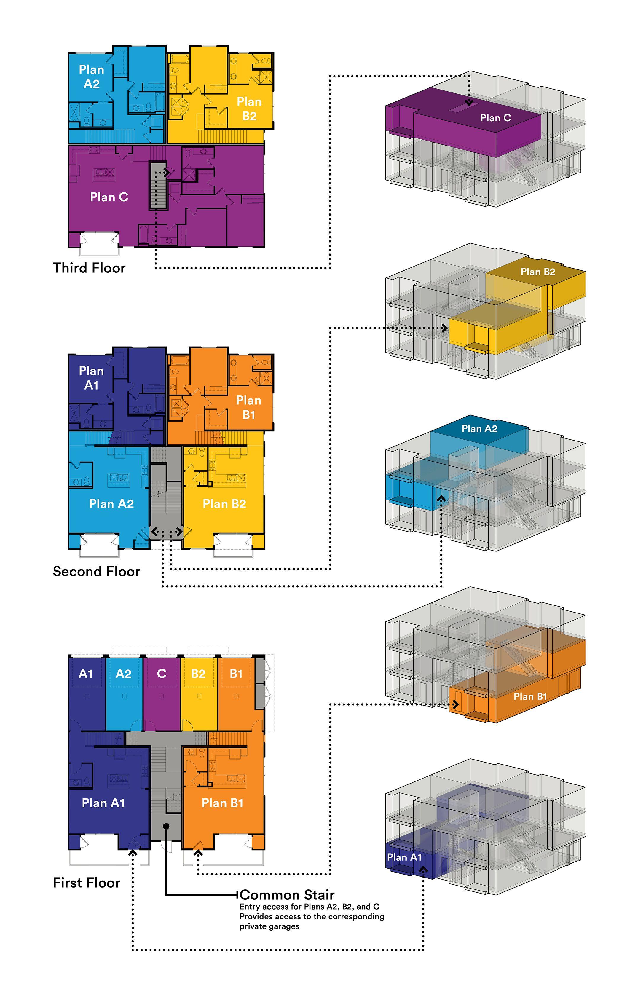 Puzzle 30 Ktgy Architecture Planning Architecture Concept