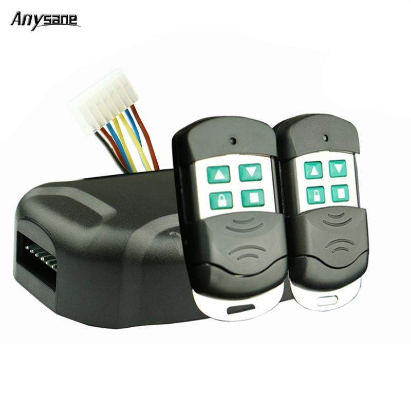 Universal Wireless Remote Control Controller For Chain Motor Garage