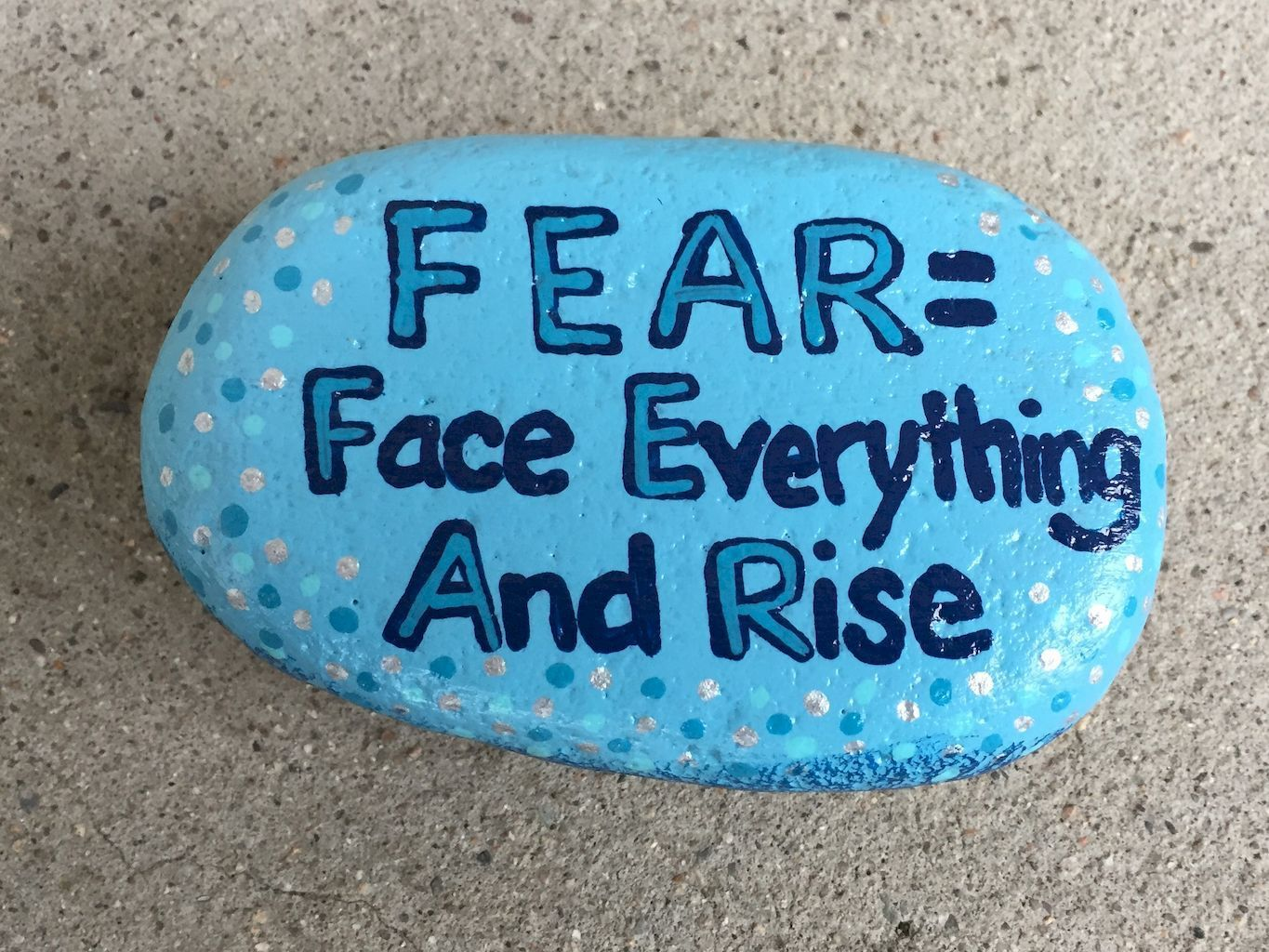 Diy painted rocks ideas with inspirational words and quotes (102 ...