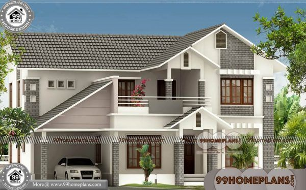 Best Architecture Design For Home In India 80 2 Storey Design Plans Indian House Exterior Design Kerala House Design House Design Pictures