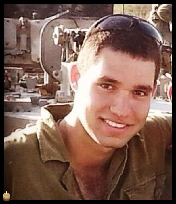 Staff Sergeant, Gal Bason, 21, Holon