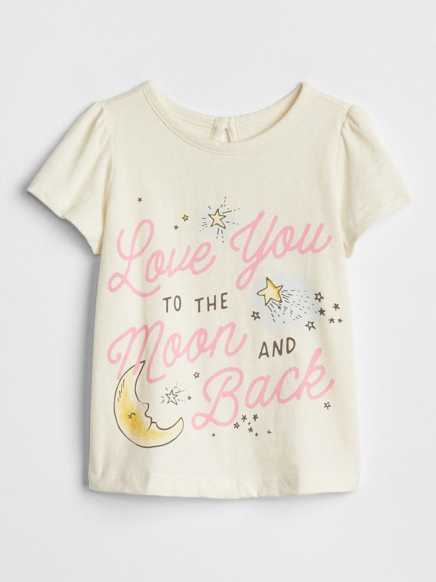 Gap Baby Graphic Short Sleeve T Shirt 0 3 M