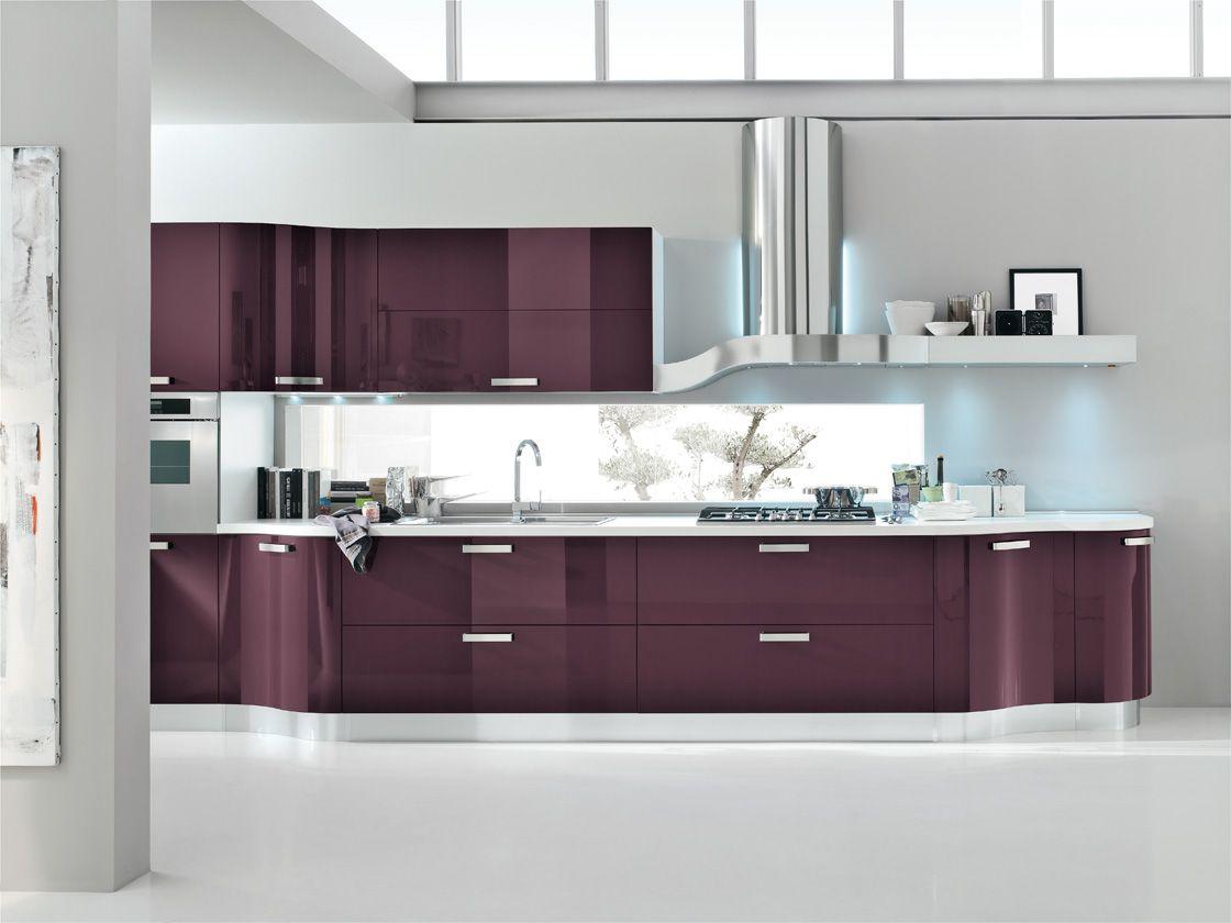 www.gicinque.com/... #kristal #cucina #casa #kitchen #modern ...